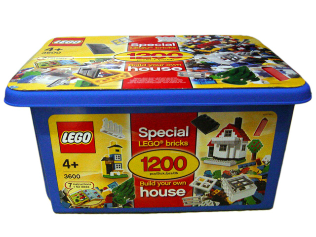 Make and create brickset lego set guide and database for Build your own house