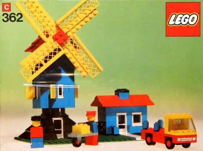 Изображение набора Лего 362 Windmill