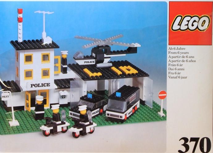 Lego 370 Police Headquarters image