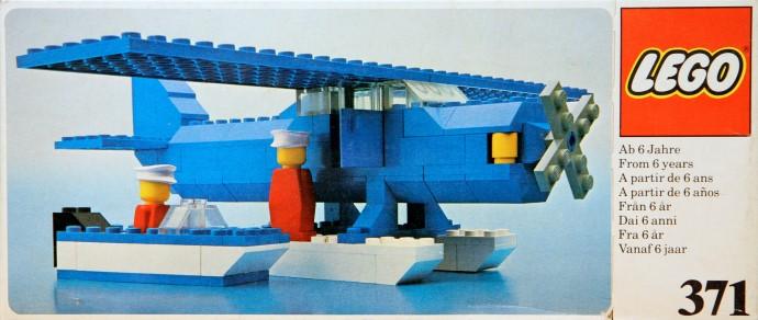 Lego 371 Sea Plane image
