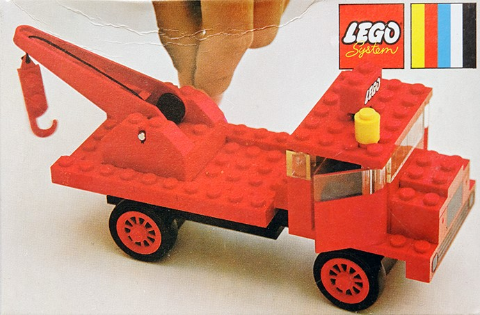 Lego 372 Tow Truck image