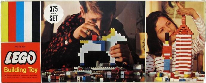 Lego 375 Deluxe Basic Set image
