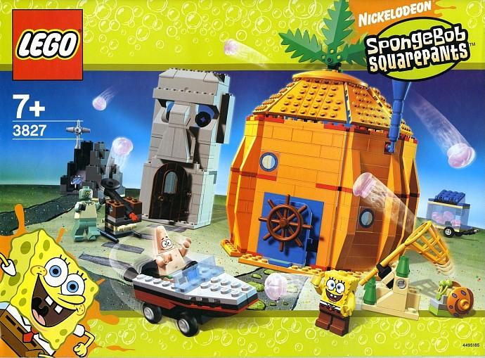 Spongebob Squarepants Brickset Lego Set Guide And Database