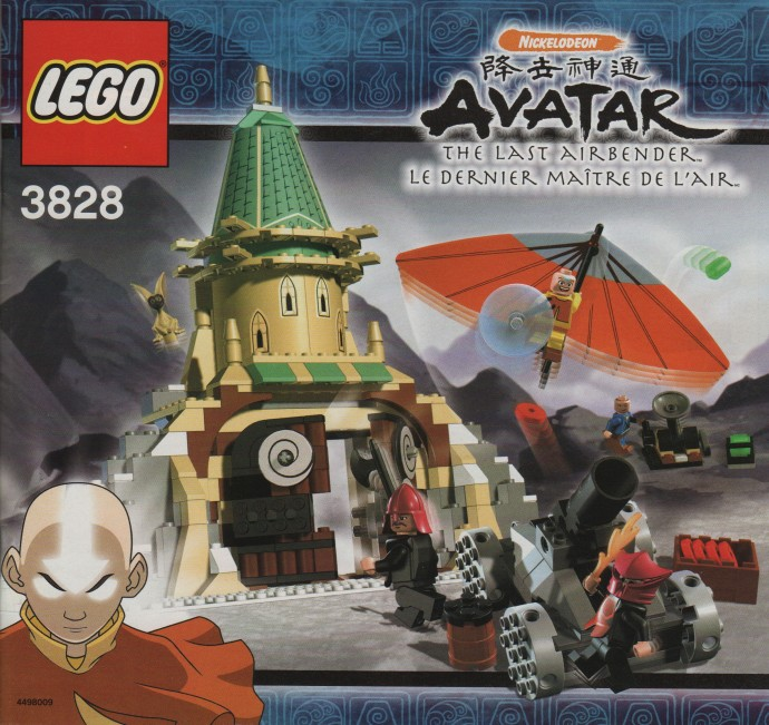 Avatar The Last Airbender | Brickset: LEGO set guide and database
