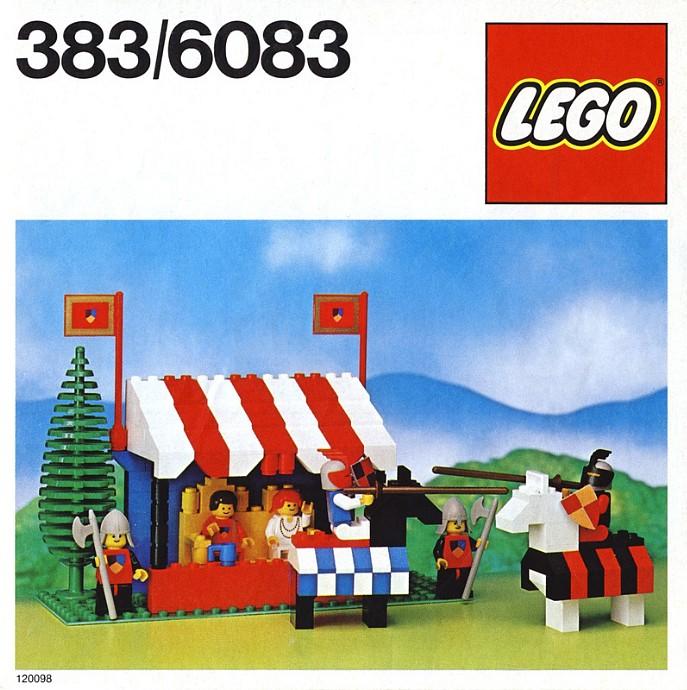 Lego 383 Knight's Joust image