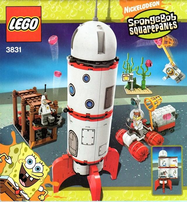 Lego Spongebob  The Emergency Room