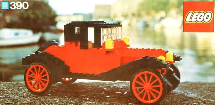Изображение набора Лего 390 1913 Cadillac