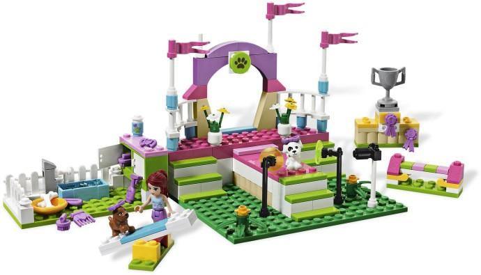 Lego Friends Dog Show Ebay