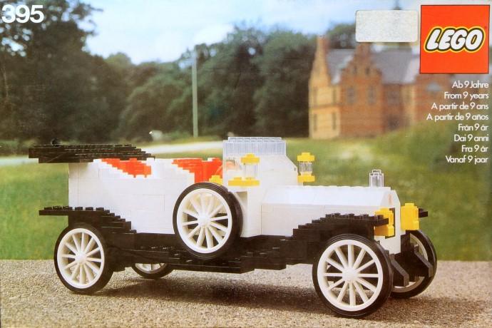 Lego 395 1909 Rolls-Royce image