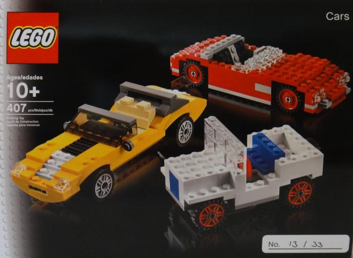 Miscellaneous   LEGO Inside Tour Exclusive   Brickset: LEGO
