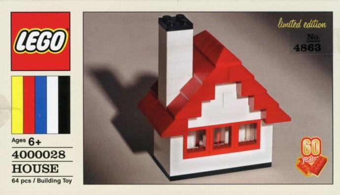 GENUINE LEGO Classic Windmill 60th Anniversary LIMITED EDITION 4000029