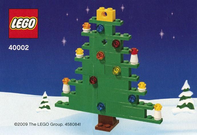 40002-1: Xmas Tree   Brickset: LEGO set guide and database