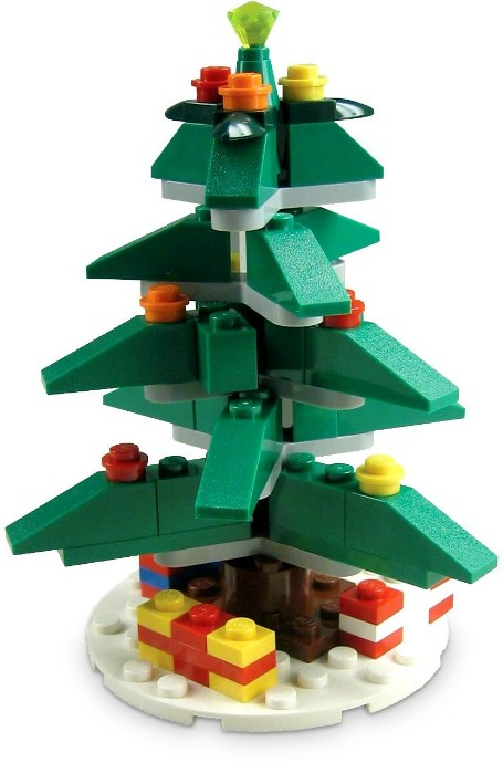 40024-1: Christmas Tree | Brickset: LEGO set guide and ...