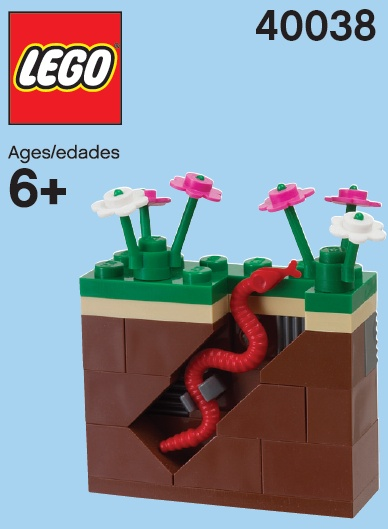 Promotional Monthly Mini Model Build Brickset Lego Set Guide