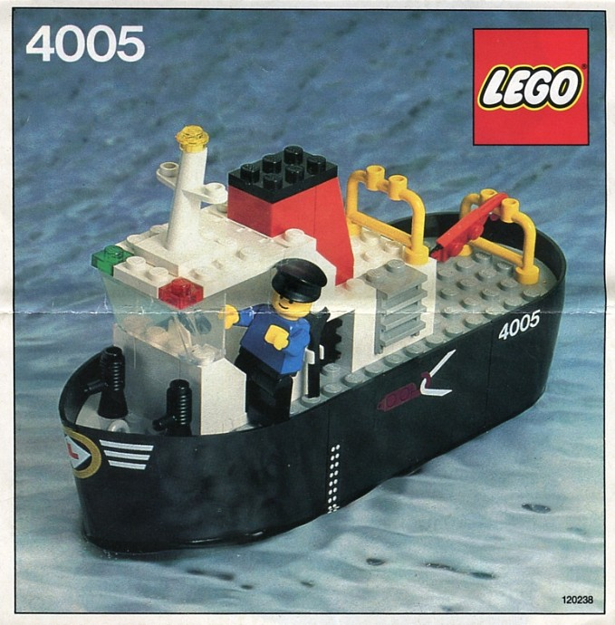 Boats | Brickset: LEGO set guide and database