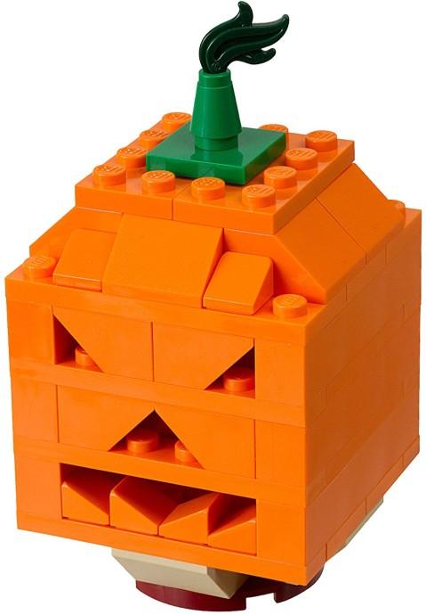 40055-1: Halloween Pumpkin | Brickset: LEGO set guide and ...