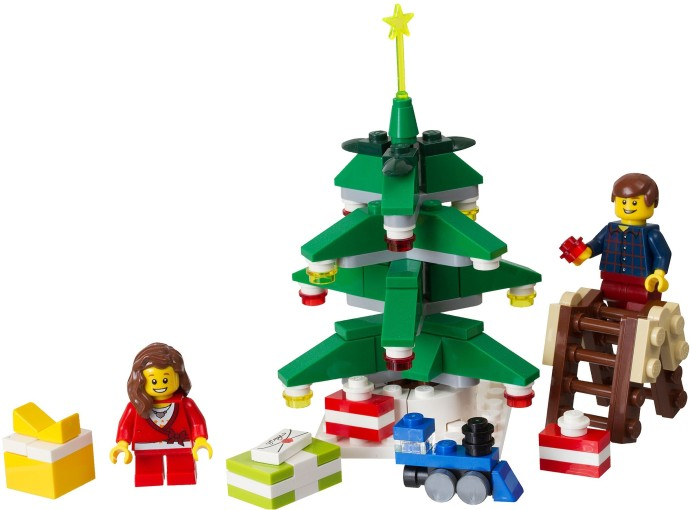 40058-1: Decorating The Tree