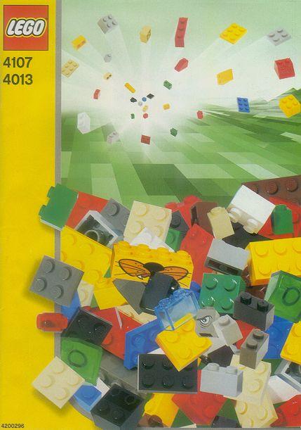 Lego 4013 Create and Imagine image