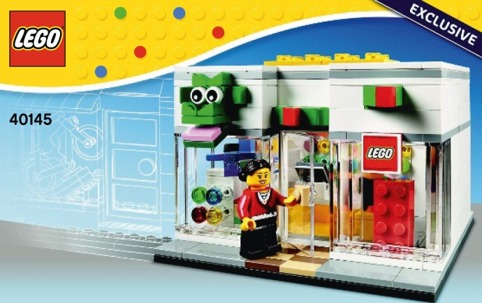 New Brand Store model on the way | Brickset: LEGO set guide and database