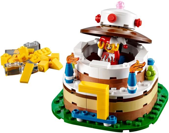 Lego Cake Decoration Ideas