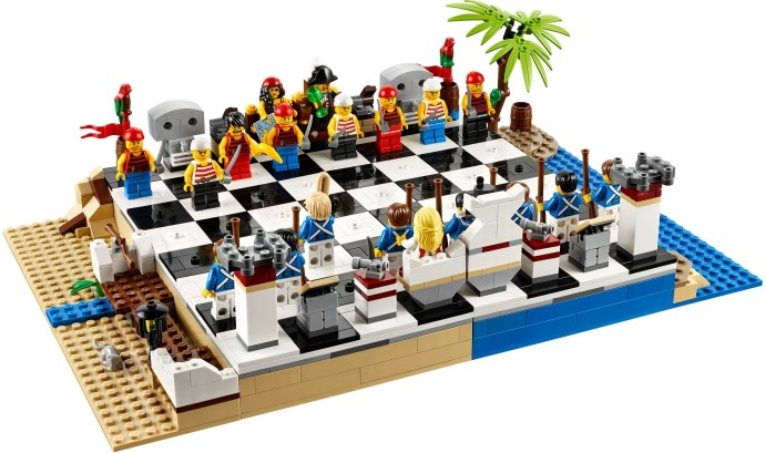 lego star wars chess set instructions