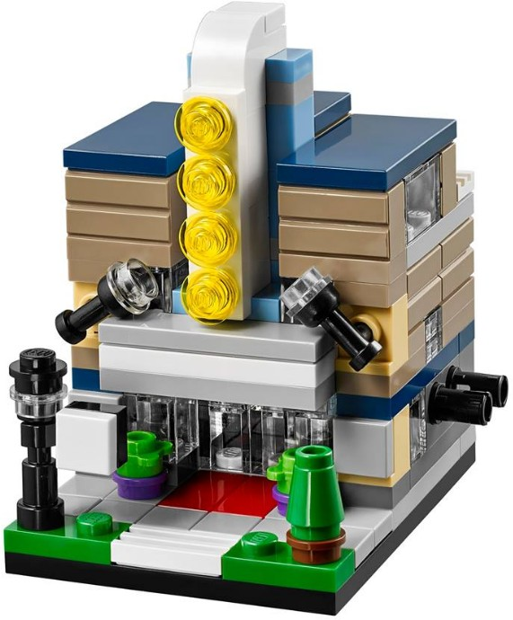 New Lego Technic 2018 >> 40180-1: Bricktober Theater | Brickset: LEGO set guide and database