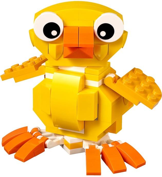 Lego Ninjago 2014 Sets 40202-1: Easter Chick ...