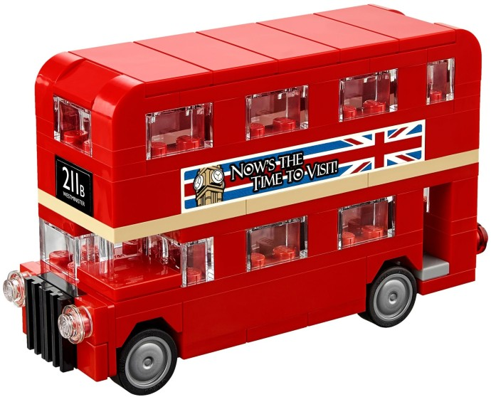 40220 1 London Bus Brickset Lego Set Guide And Database