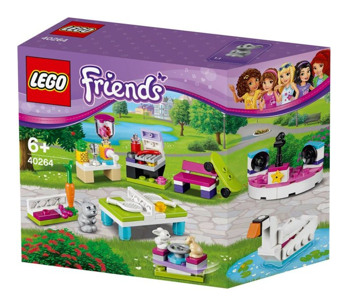 40264 Friends Accessory Set revealed! | Brickset: LEGO set guide and ...