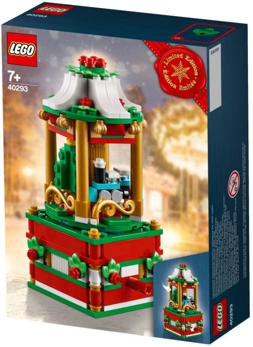 40293 1 Christmas Carousel Brickset Lego Set Guide And Database
