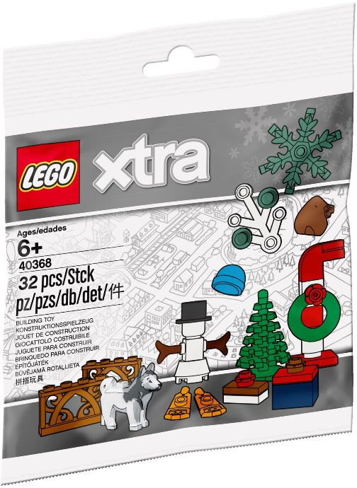 40368 Christmas Accessories revealed