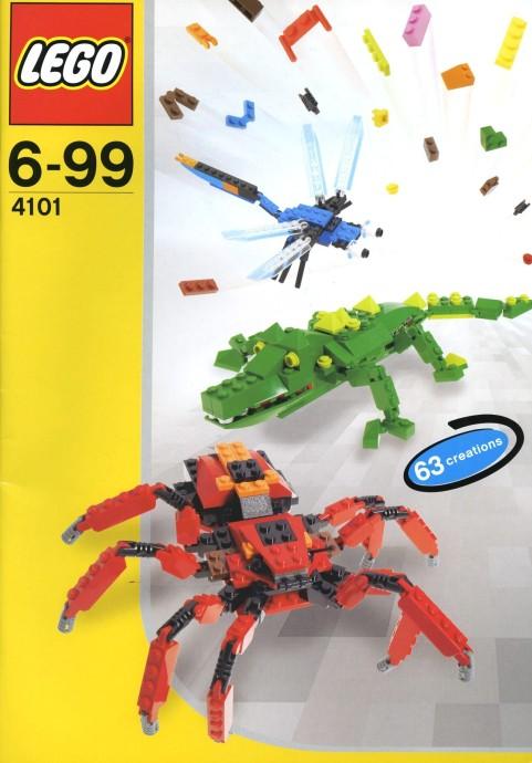 Изображение набора Лего 4101 Wild Collection