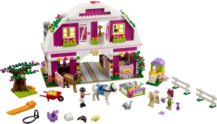 41039 1 Sunshine Ranch Brickset Lego Set Guide And Database