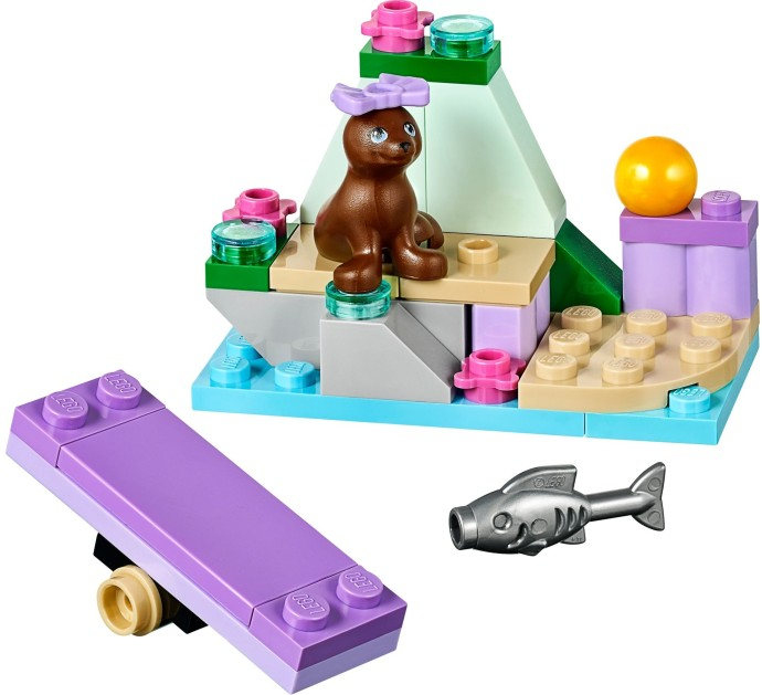 Lego Friends 2014 Release Date friends animals series 6 brickset: lego ...