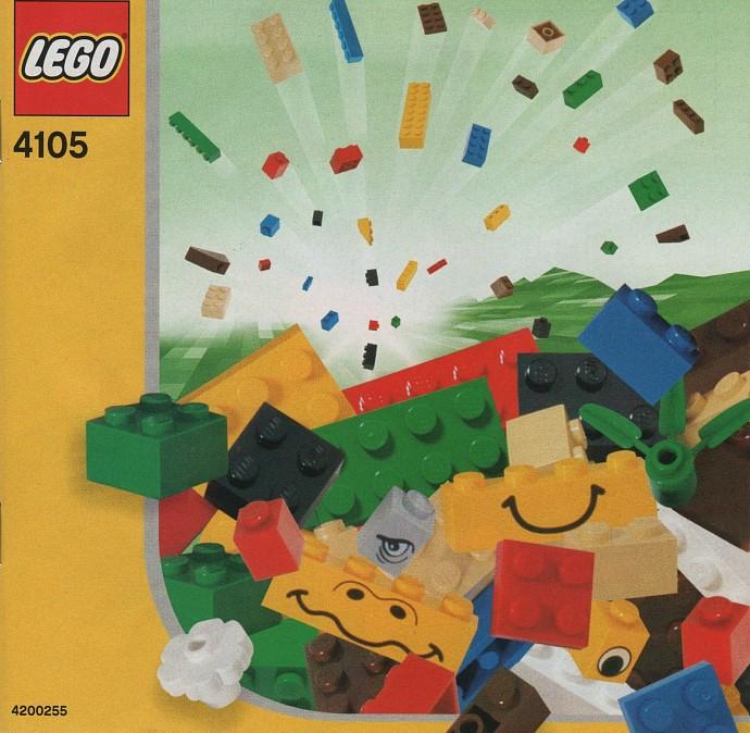 Изображение набора Лего 4105 Creator Bucket