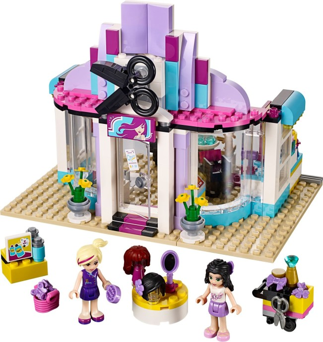 lego friends heartlake lighthouse instructions