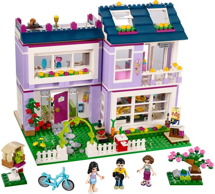 Friends Added In January 2015 Brickset Lego Set Guide And Database