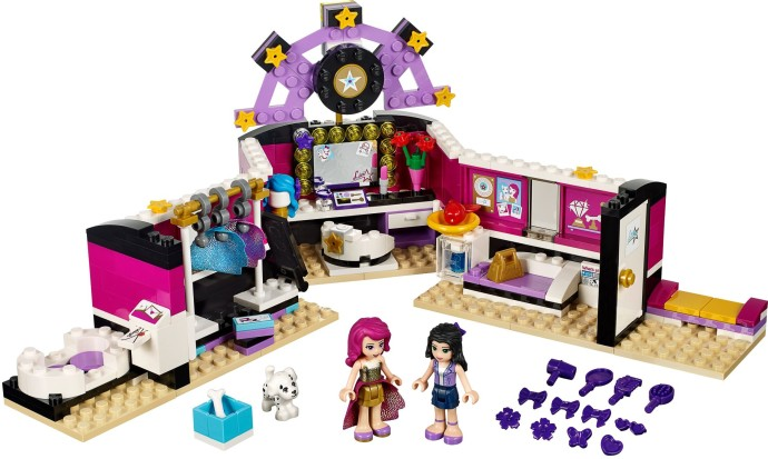 Tagged 39 livi 39 brickset lego set guide and database for Lego friends salon de coiffure