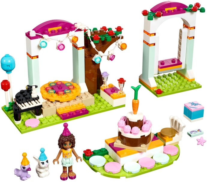 Lego Friends Invitation as awesome invitations example