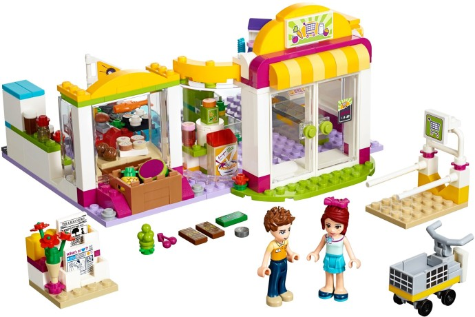 Heartlake times lego friends 2016 official set images - Casa de olivia lego friends el corte ingles ...