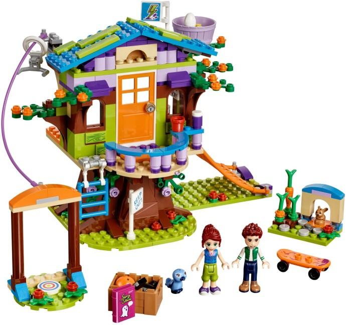41335 1 Mias Tree House Brickset Lego Set Guide And Database