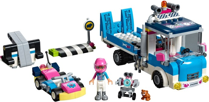 Friends | 2018 | Tagged 'Go Kart' | Brickset: LEGO set guide and ...