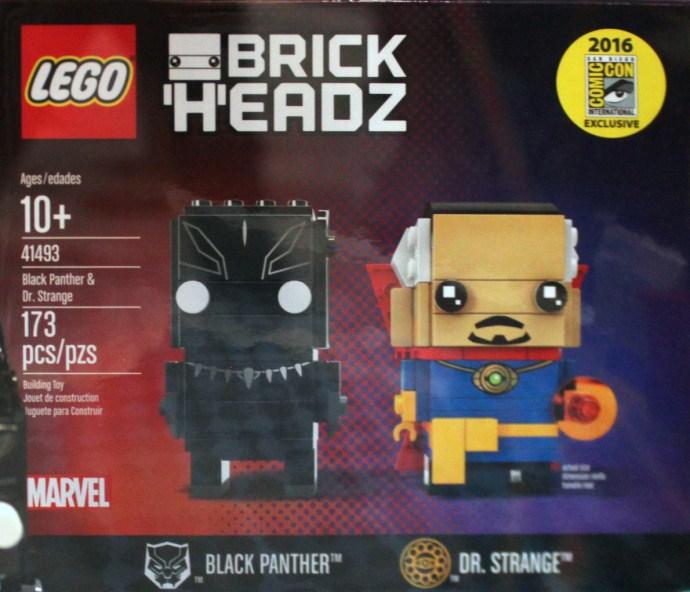Lego 41493 Black Panther & Doctor Strange image