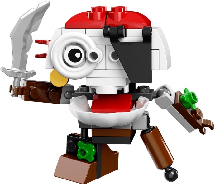 Lego Mixels Website Updated For Series 8 Combo Model Instructions