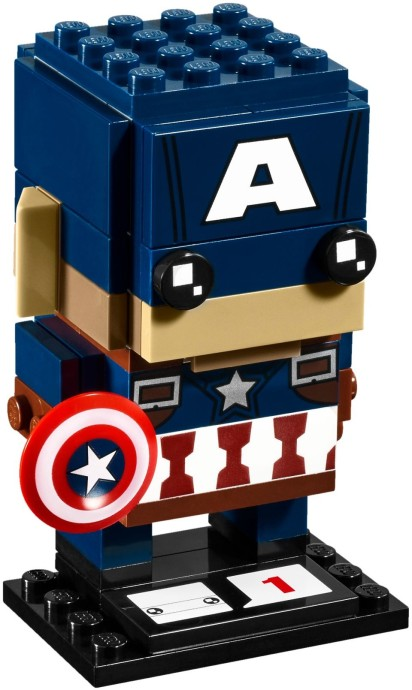 Lego 41589 Captain America image