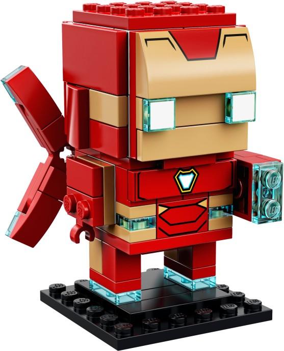 4 Lego BrickHeadz Avengers Infinity War ~ Iron Man Star-Lord /& Gamora Thanos