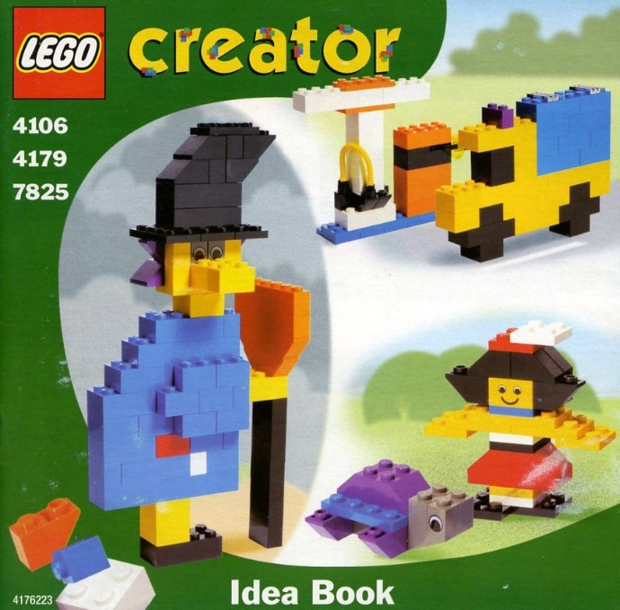 Lego 4179 Creator Box Set image