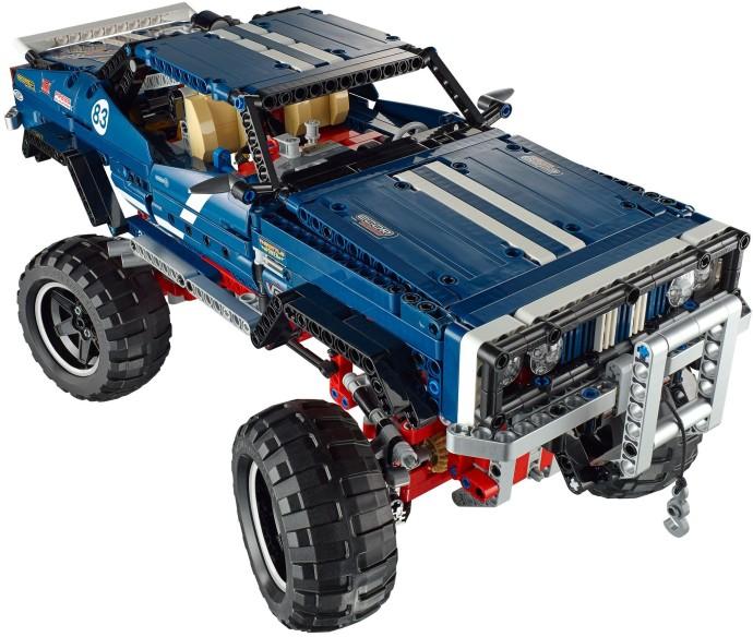 41999 1 4x4 Crawler Exclusive Edition Brickset Lego Set Guide