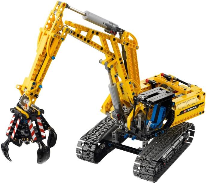 Amazon.com: LEGO Technic 42006 Excavator: Toys & Games