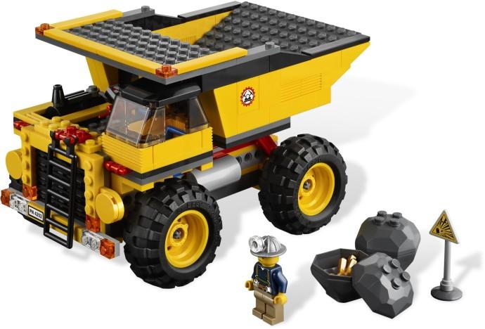 4202 1 Mining Truck Brickset Lego Set Guide And Database